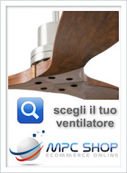 Ventilatori da soffitto Online mpcshop