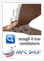 Ventilatori da soffitto Online mpcshop