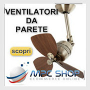 Mpcshop Ventilatori da parete  Vendita Online